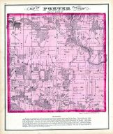 Porter Township, Rock County 1873
